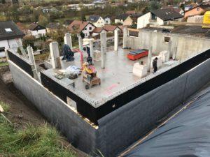 Mehrfamilienhaus mit 5 Wohneinheiten in Erlenback MK-Bauunternehmung